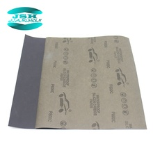 <strong>120</strong> to 2000 Grit Wet Dry Silicon Carbide Automotive Sandpaper