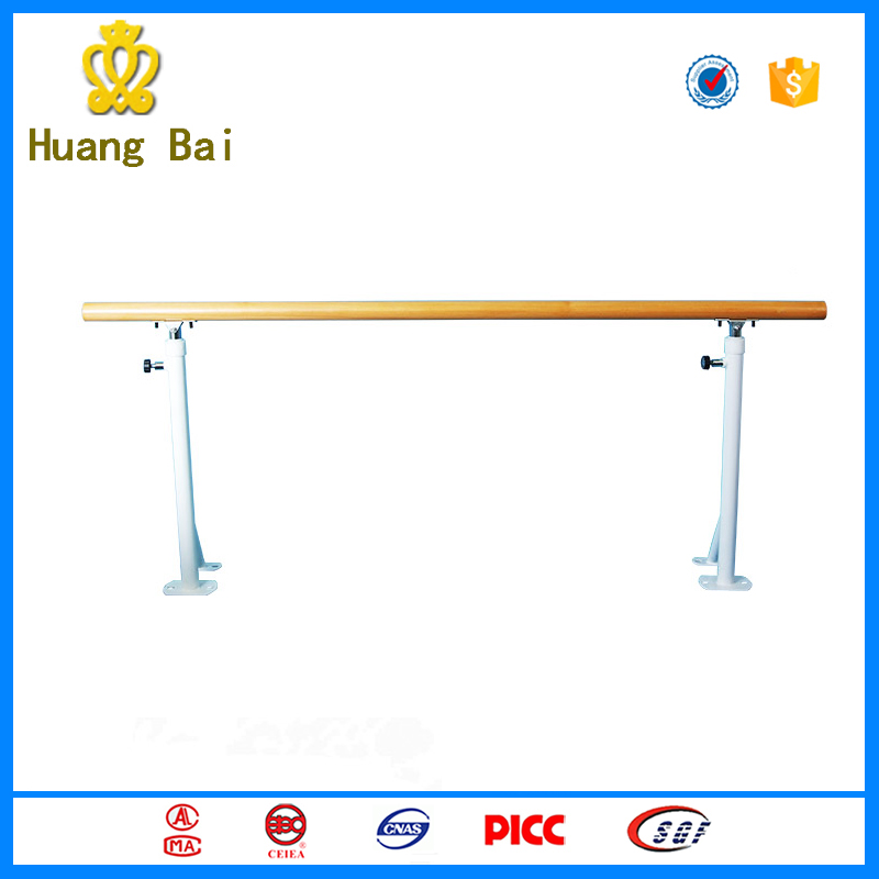 Rhythmic Gymnastic Equipment Floor Fixed Dance Barre/Rail