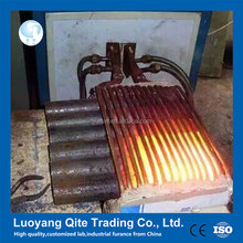 High quality superaudio frequency induction brazing and annealing heat treatment machine/furnace