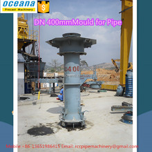300-1200mm Vertical Concrete pipe mould