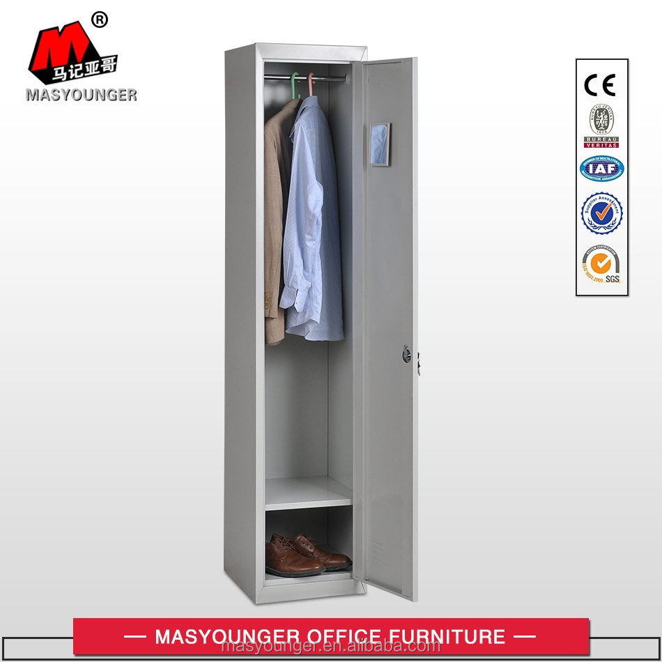 Luoyang factory single door steel locker