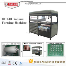 Good Quality PVC Container Forming Vacuum Thermoforming Machine
