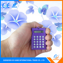 Wholesale Fancy Gift Electronic 8 Digits Cheap Mini Pocket Size Calculator