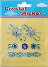 2012 Mobile Phone Crystal sticker