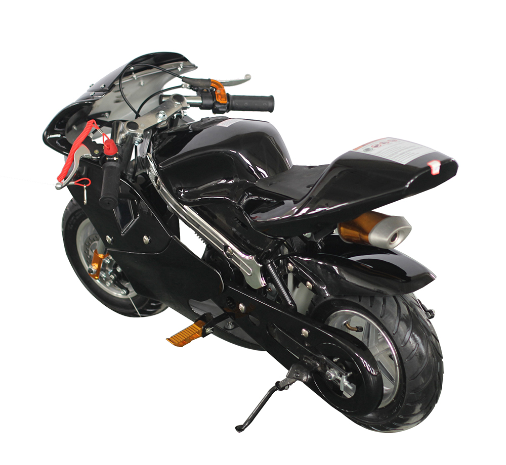 Adults 110cc 2-stroke rocket pocket bike 49 cc