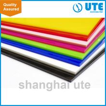 Wholesale High Quality plastic glass sheet