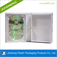 Nice quality Collection Plastic Clamshell CD Packaging