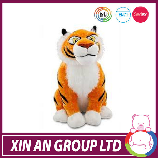 cute customed oem tiger teddy bear