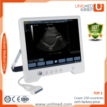 15inch B/W High Quality Portable Ultrasound Machine Diagnostic System Tablet Ultrasound for dog breeder