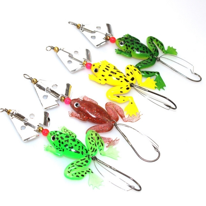 AIMS small bulk plastic fishing lure spoons