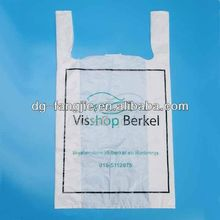 China yiwu hdpe or ldpe plastic clear garbage bags