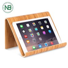 Bamboo Tablet Holder and Stand for ipad