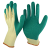 SRSAFETY thumb latex and on palm construction safety good in quality gloves