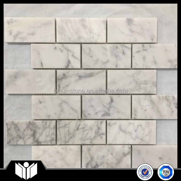 China White Marble Mosaic With Best Price