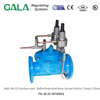 OEM selling new product technical GALA 1355 Surge Anticipating Valve for water,oil,gas