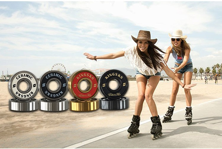 Swiss skate board competition bearing, top-end quality skate bearing