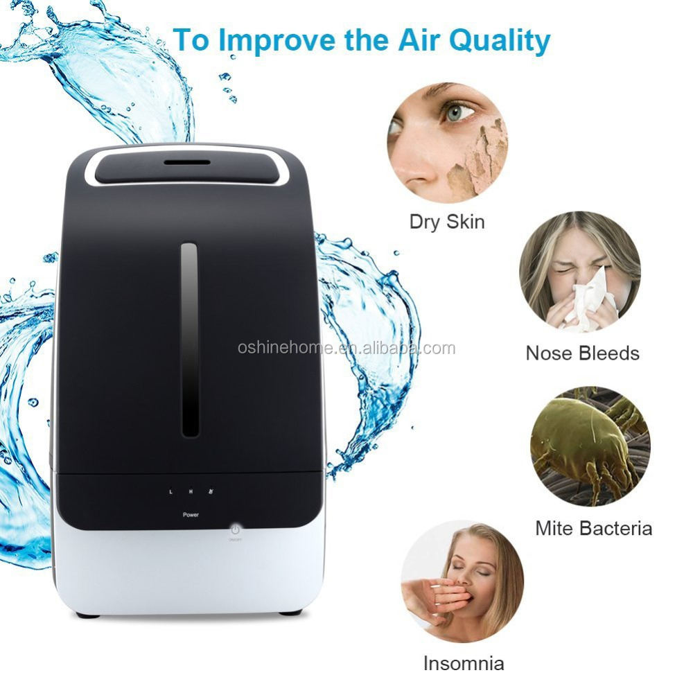2016 New disgn OshineHome 5L air humidifier ultrasonic cool mist humidifier
