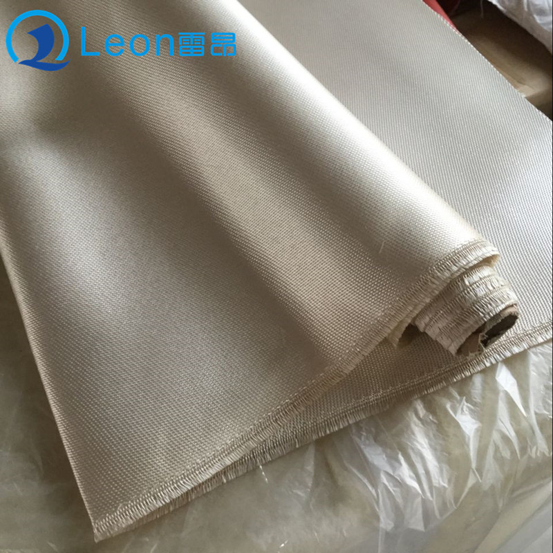 heat protection high silica glass fiber