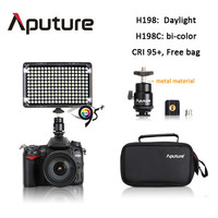 Aputure LED Camera Light Panel for Video Photography, Daylight and Bi-Color for optional