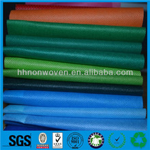 Biodegradable non-absorbent fabric