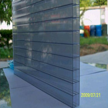 8mm bayer material polycarbonate sun sheet /carport/skylight pc transparent sheet architectural roof
