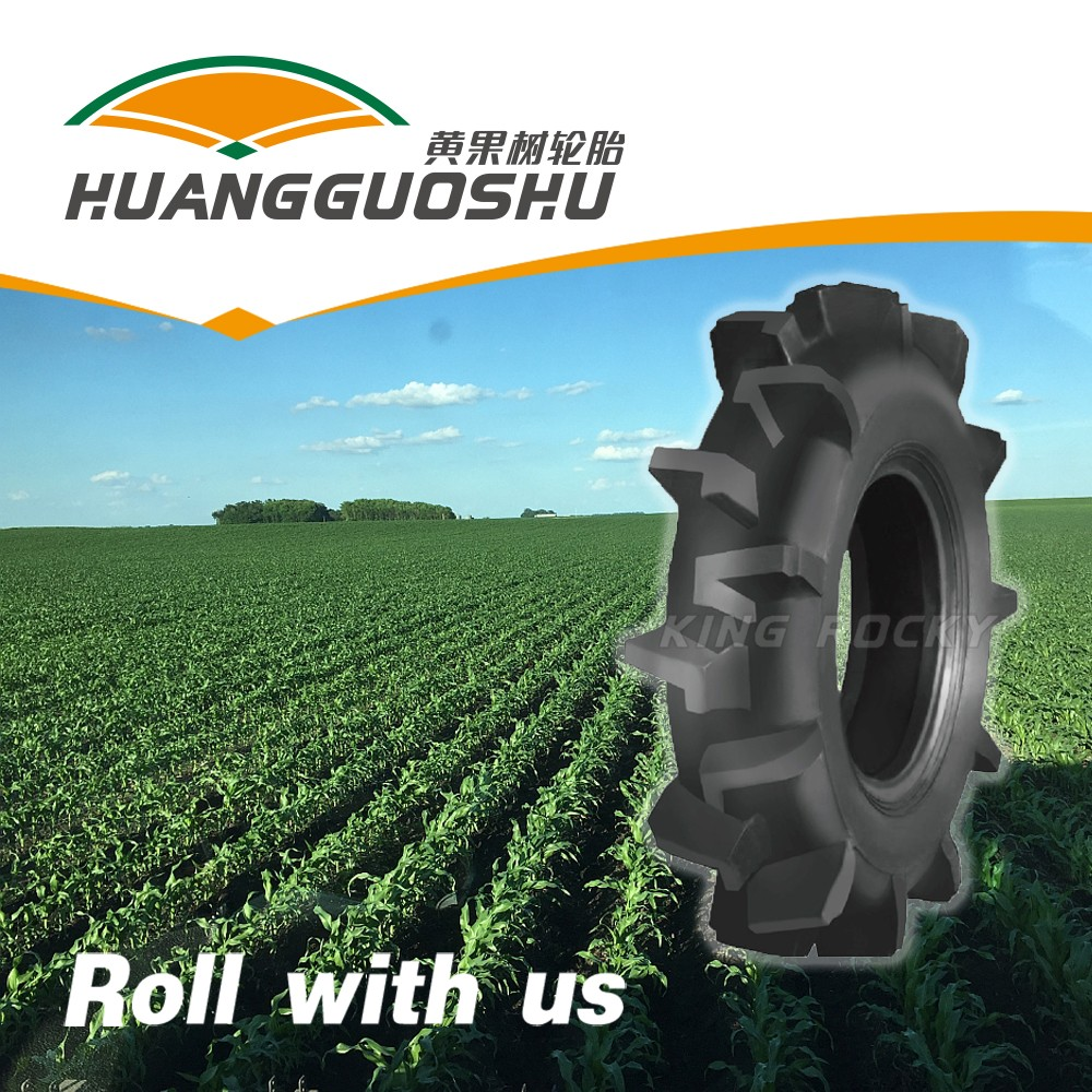 8.3-24 deep tread pattern rice and cane paddy tires