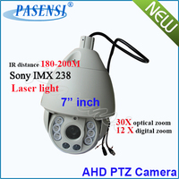 Cute And Beautiful 5MP IP Camera PTZ IP Camera Live View AXI 213 PTZ Network Camera With CE Certificate