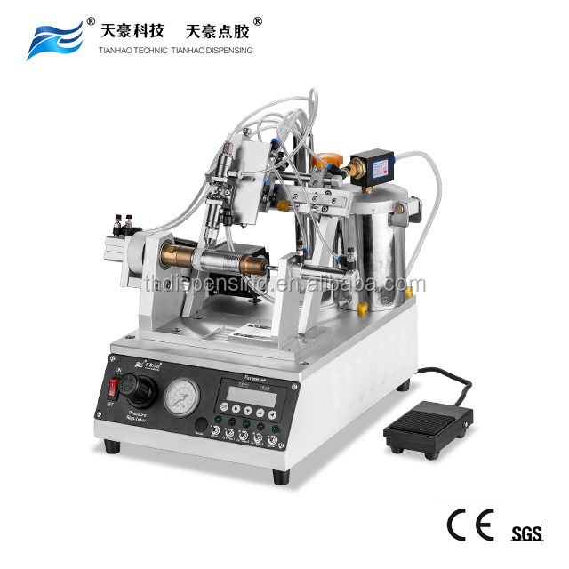 TH-2004L3-KJ Hot selling <strong>Screw</strong> , nut and bolt coating machine