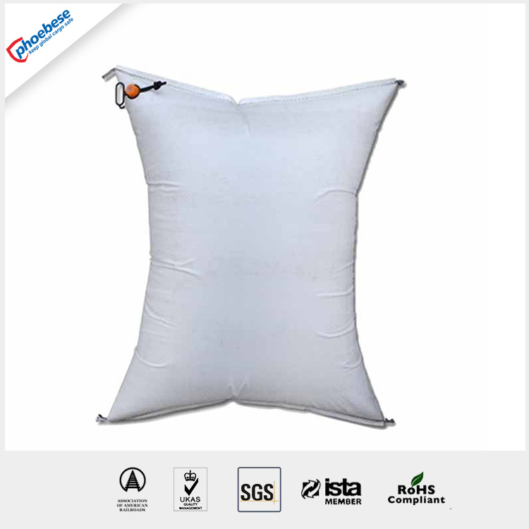 2016 hot sale inflatable dunnage air bags/container pillow