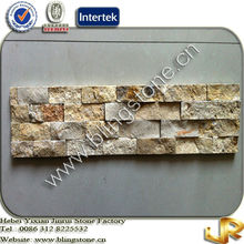 Beige Travertine Decorative Indoor Stone Wall