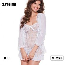 Wholesale Low Price Xxl Size Various Colors Mature Girl European Sheer Lingerie