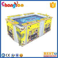 Popular Ocean Star 2 Catching Fish Game Machine Supplier