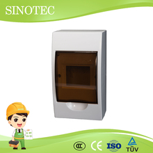 Home electrical breaker box hk waterproof plastic distribution wall box