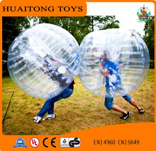 high quality kid size hamster ball bumper ball for kids