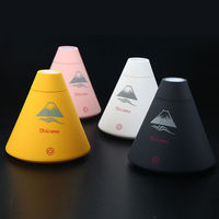 Volcano humidifier/Wholesale healthy moisturize portable reed diffuser bottle decorative