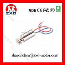 dc coreless vibration motor 4mm for beauty care product