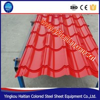 China high quality PPGI sheet metal roof sale/roof price for metal sheet/zinc roof sheet price