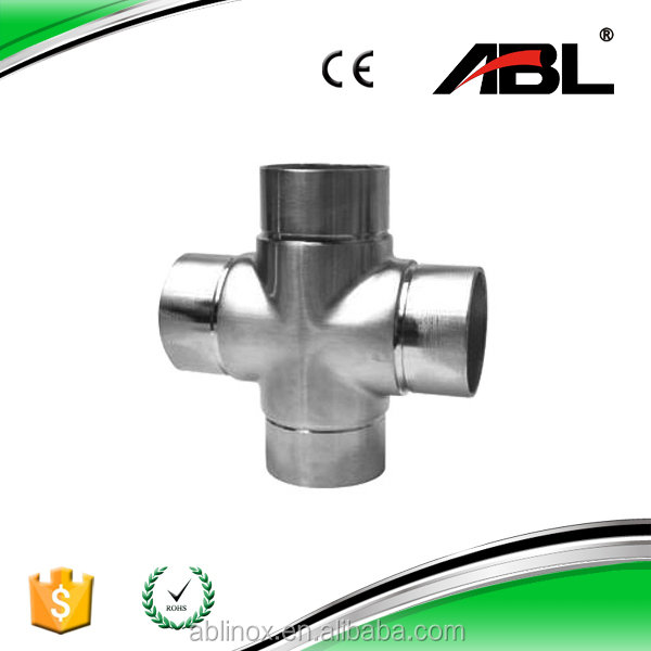 China supplier stainless metal pipe joints