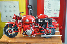T-7 Fashion supplies metal craft antique motorcycle models