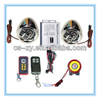 motorcycle mp3 audio alarm system/motorcycle accessory/motorcycle immobilize