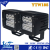"Original factory 4*4 led driving work light 3"" led front light 24v led truck lights"