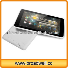 New Cheapest 7 inch Cortex A9 1.0GHz CPU Android 4.2 Rockchip 3026 Dual Core firmware android 4.2 tablet