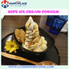 Popular dessert soft ice cream, soft ice cream powder mix