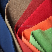 polyester polar fleece two side brushed one side antipilling