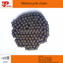 black motorcycle chain 420 motorcycle part made in china