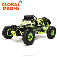Wl 12428 1/12 RC Rock Crawler Truck Car Electric 50KM/h 4WD RC Racing vehicle Toys Remote Control Car multi-player model toy