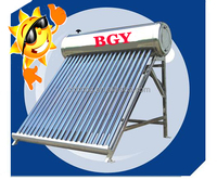 high quality stainless steel solar system home 200L(producer/exporter /factory)