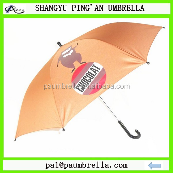 45 cm kids umbrella with cartoon printing for kindergarten many colors umbrella