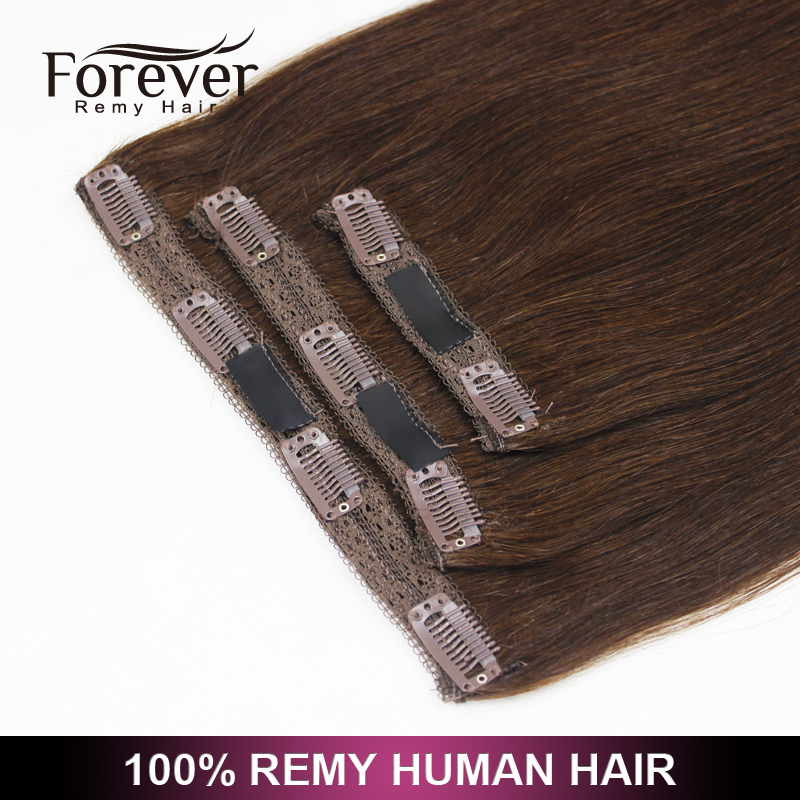 Full Cuticle 100% brazilian remy human hair 150g cheap colored body wave clip in hair extensions