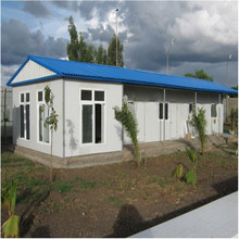 China manufacturer light steel homes prefab house